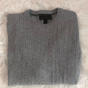 JoS. A. Bank Men's Gray Sweater
